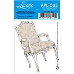 Decoupage Aplique em Papel e Mdf Cadeira Apm8-423 - Litoarte