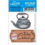 Decoupage Aplique em Papel e Mdf Cozinha Apm4-045 - Litoarte