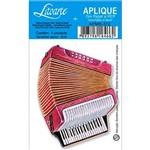 Decoupage Aplique em Papel e Mdf Sanfona Apm8-372 - Litoarte