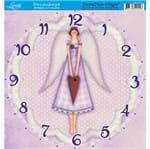 Decoupage Relógio com Recorte DR21 - 21 X 21cm Dr21 - 014