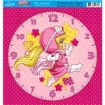 Decoupage Relógio com Recorte Penélope Charminho DR21PC - 21 X 21cm Dr21pc - 002