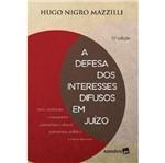 Defesa dos Interesses Difusos em Juizo, a - Saraiva