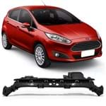 Defletor Superior do Parachoque Dianteiro - Ford New Fiesta 2013 2014 2015 2016