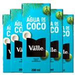 Del Valle Água de Coco Natural - 200 Ml (pack 6 Unidades)