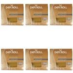 Depiroll Cera Quente Tablete Mel 250g (kit C/06)