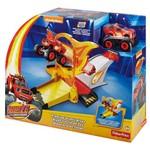 Desafio em Chamas Blazing Team Fisher-price - Mattel
