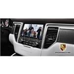Desbloqueio de Tela Porsche com Câmeras de Ré, Frontal e Tv Full Hd