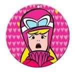 Descanso de Panela Penelope Charmosa Corrida Maluca Hanna Barbera
