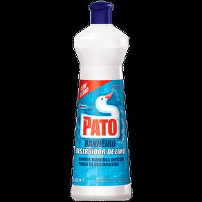 Desinfetante Pato Banheiro Cloro Destruidor de Limo 500ml