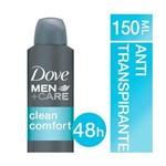 Desodorante Aerosol Dove Clean Confort - 150ml