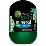 Desodorante Roll-on Bí-O Mineral Dry Cool Masculino 50ml - Garnier