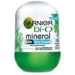 Desodorante Roll-on Bí-O Mineral Dry Fresh Feminino 50ml - Garnier