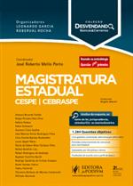 Desvendando Bancas e Carreiras - Magistratura Estadual - Cespe/Cebraspe (2019)