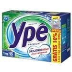 Detergente em Pó Ypê Premium Grátis 100g 1k