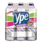 Detergente Liq Ype 500ml com 6 10%Desconto Clear