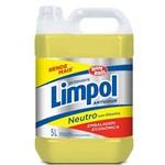 Detergente Neutro Limpol com Glicerina 5 Litros