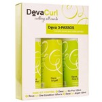 Deva Curl Kit 3 Passos