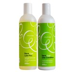 Deva Curl Low Poo Kit – Shampoo + Condicionador