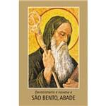 Devocionário e Novena a São Bento Abade