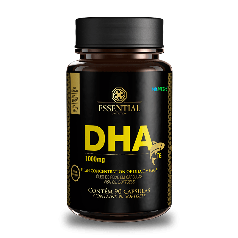 DHA (90caps) Essential Nutrition