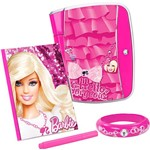 Diario Barbie Fashion Mattel Rosa