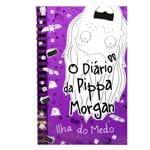 Diário da Pippa Morgan, o - Ilha do Medo