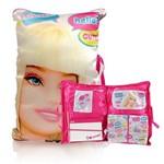 Diário Travesseiro Secreto da Barbie