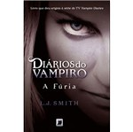 Diarios do Vampiro - a Furia - Vol 3 - Galera