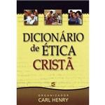 Dicionário de Ética Cristã