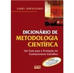 Dicionário de Metodologia Científica
