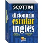 Dicionário Escolar de Inglês