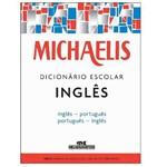Dicionário Escolar Michaelis Inglês/português - Melhoramentos