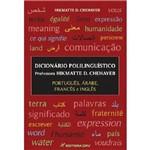 Dicionario Polilinguisticoportugues, Arabe,
