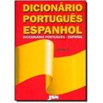 Dicionario Portugues Espanhol, V.2