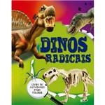 Dinos Radicais - Livro 2 - Livro de Atividades para Colorir