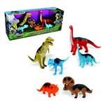 Dinossauro Evolucao com 6 Pecas Mundo de Aventuras
