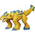 Dinossauro Jurassic World Hero Mashers Ankylosaurus - Hasbro
