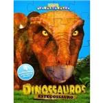 Dinossauros Estegossauro: Livro Quebra Cabeca
