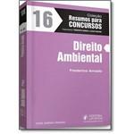 Direito Ambiental - Vol.16 - Coleção Resumos para Concursos