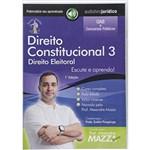 Direito Constitucional Vol 3 Cd - 1ª Ed. 2011