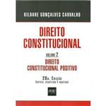 Direito Constitucional - Volume 2 - Del Rey