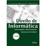 Direito de Informática. Comercialização e Desenvolvimento Internacional do Software