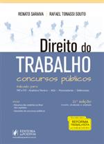 Direito do Trabalho para Concursos Públicos (2018)