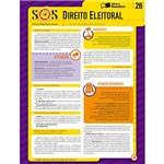 Direito Eleitoral: Coleção S.O.S - Sínteses Organizadas Saraiva Vol. 26