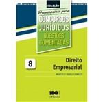 Direito Empresarial - Pcj Vol 8 - Saraiva