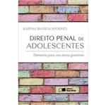 Direito Penal de Adolescentes - Saraiva