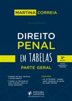 Direito Penal em Tabelas - Parte Geral (2019)