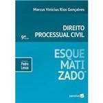 Direito Processual Civil Esquematizado - 9ª Ed.