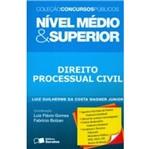 Direito Processual Civil - Nivel Medio e Superior - Saraiva