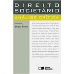 Direito Societário : Análise Crítica